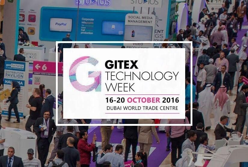 MotionCue at Gitex Technology Week 2016