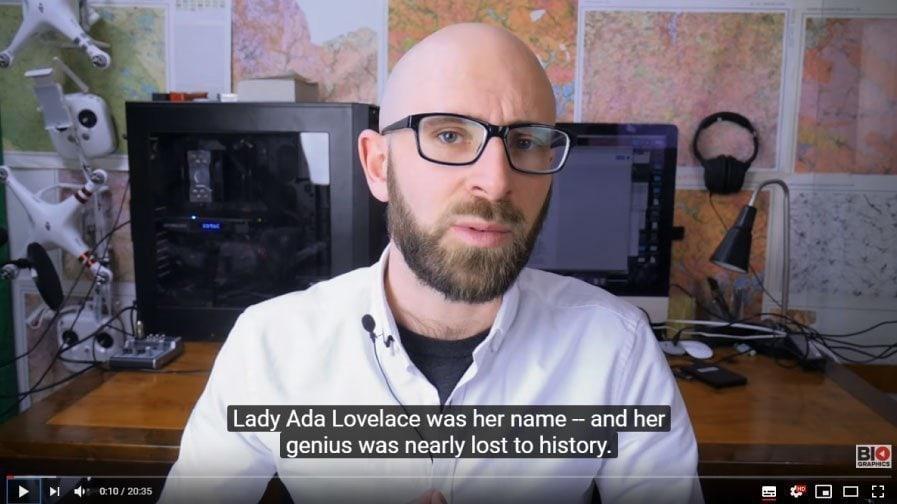 Simon Whistler, Ada Lovelace