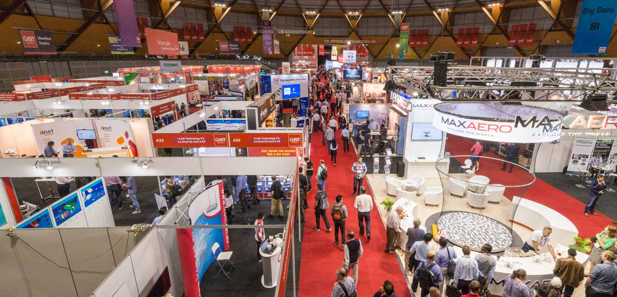 CEBIT Australia - Top technology events of 2017 - Motioncue