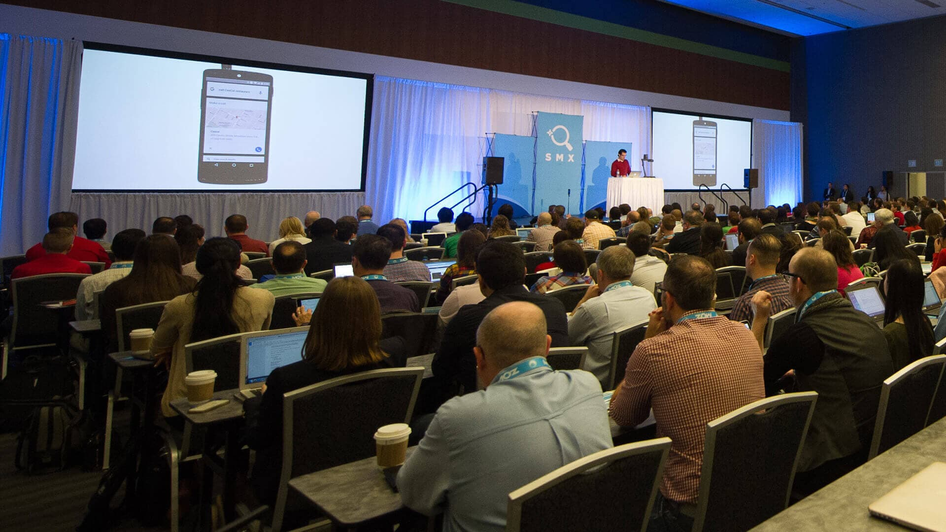Search Marketing Expo (SMX) - best tech conferences 2017 - Motioncue