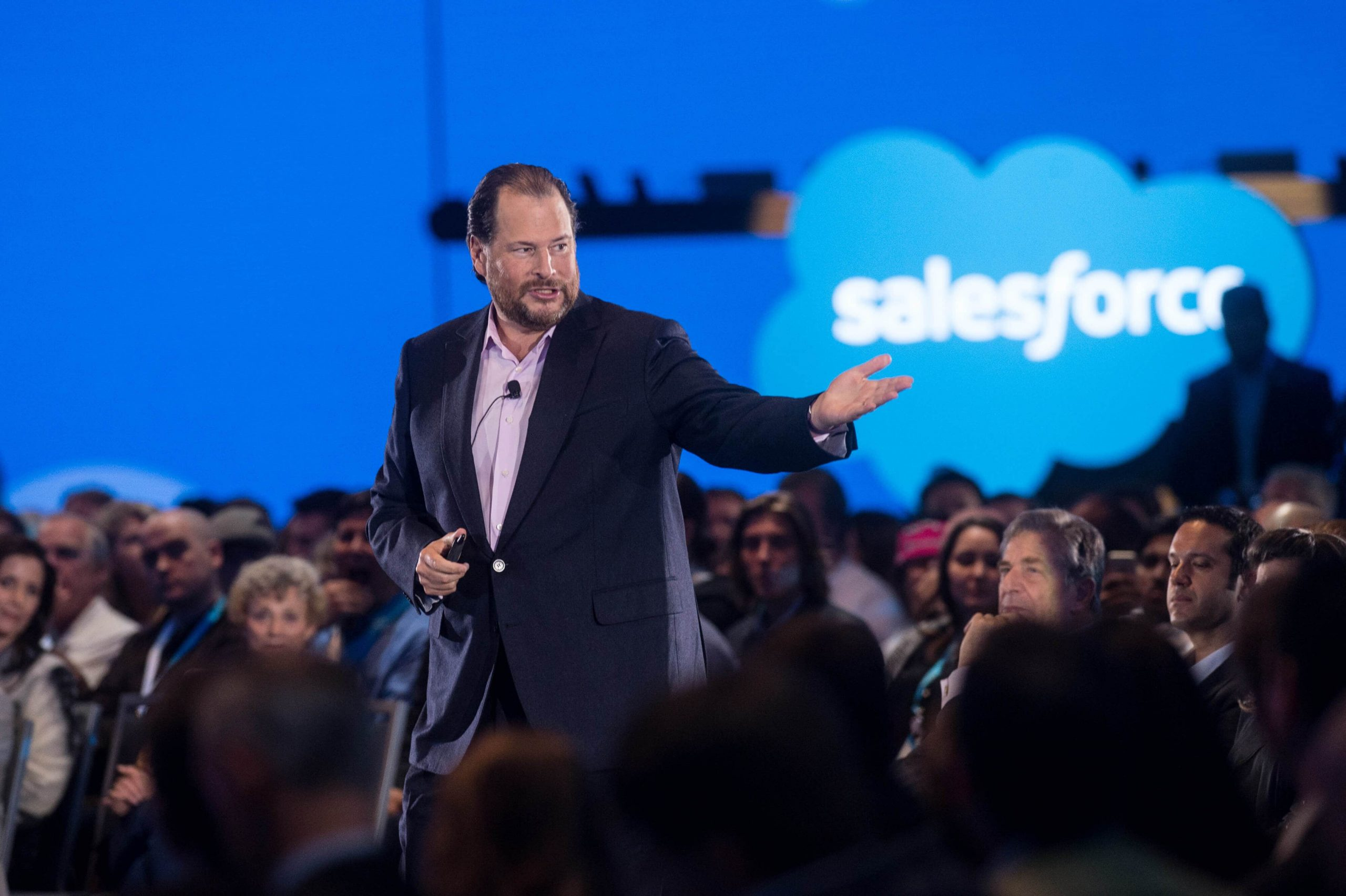 DreamForce - Top technology events of 2017 - Motioncue