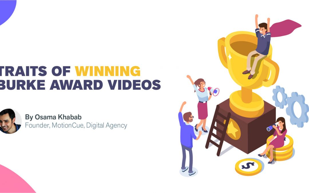 Traits of winning Burke Award videos