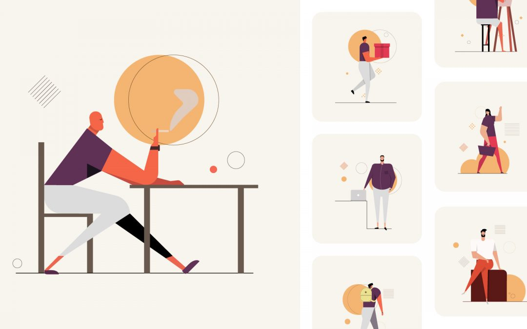 Tips for Character Designing for Explainer Videos