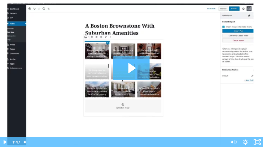 Newspress corporate video by MotionCue