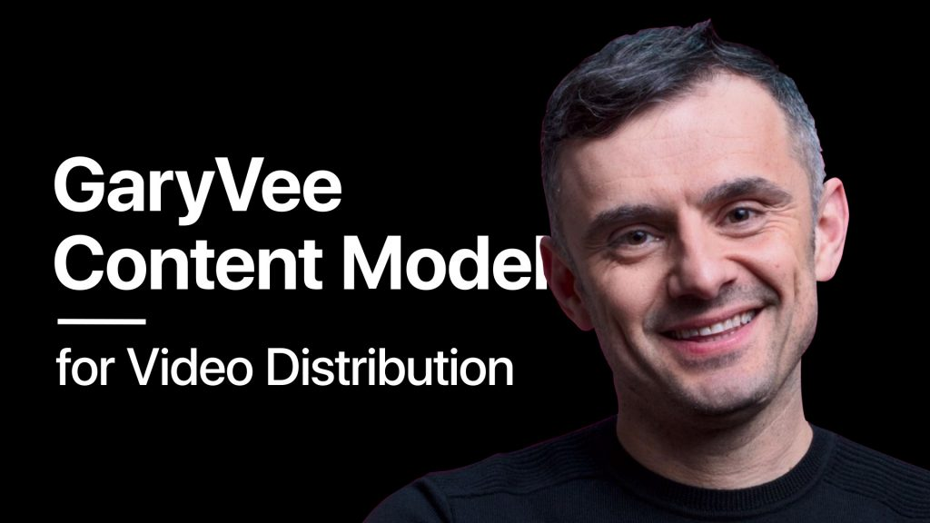 garyvee content model for video