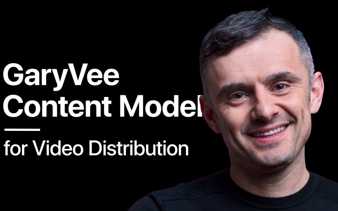 How to Use the GaryVee Content Model for Video Distribution