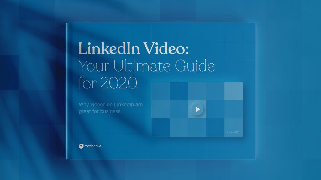 LinkedIn Video - Complete Guide Cover img