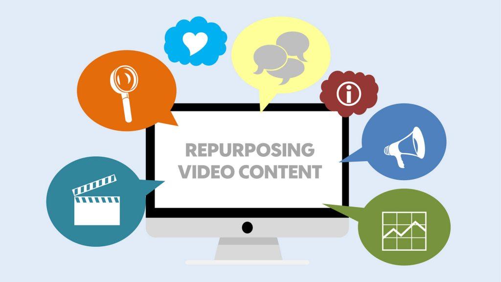 repurposing your video content