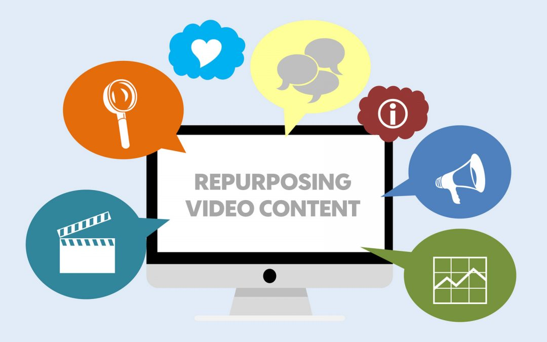 11 Ways to Repurpose Your Video Content