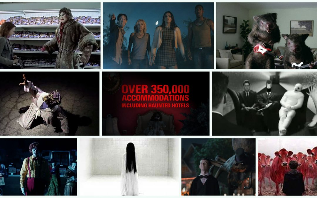 10 Best Halloween Ads That Will Spook You